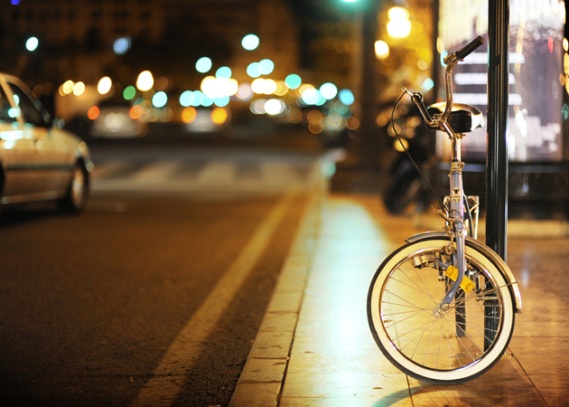 Cycle - Night Photography