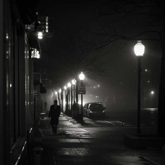 Night street Photography