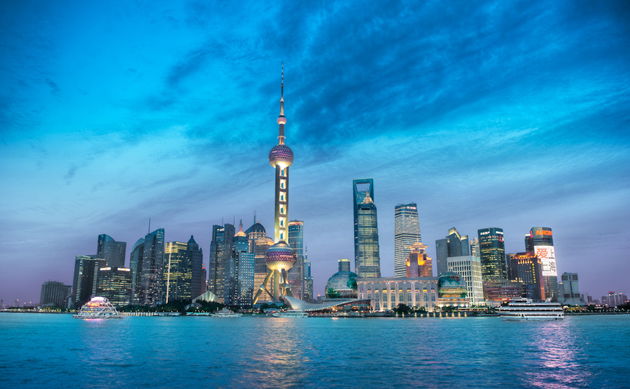 Shanghai - City Of Lights (China)- Night photography