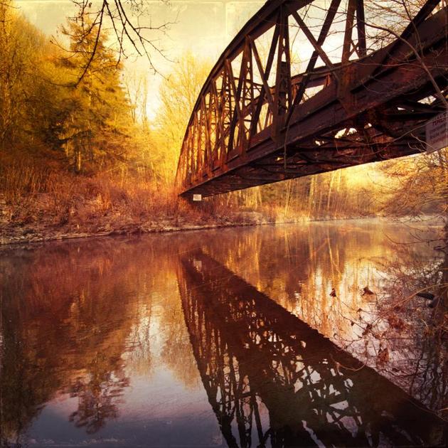 25  water reflection photos