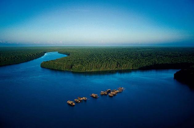 Orinoco Delta-Venezuela