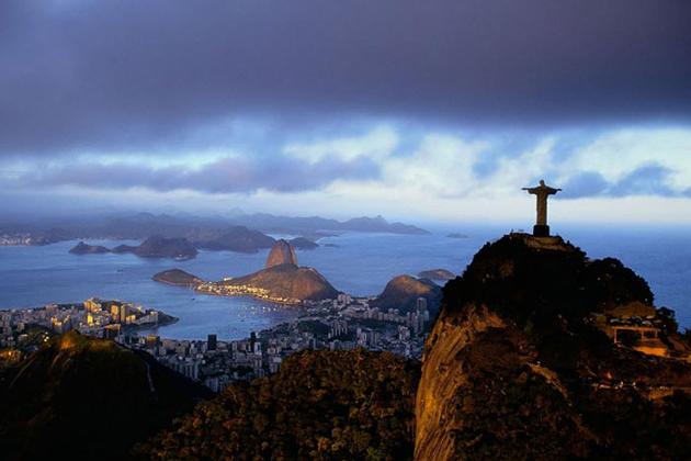 the city of Rio de Janeiro-Brazil