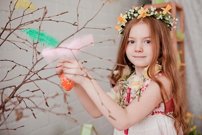 Easter coming by Olga Golubew