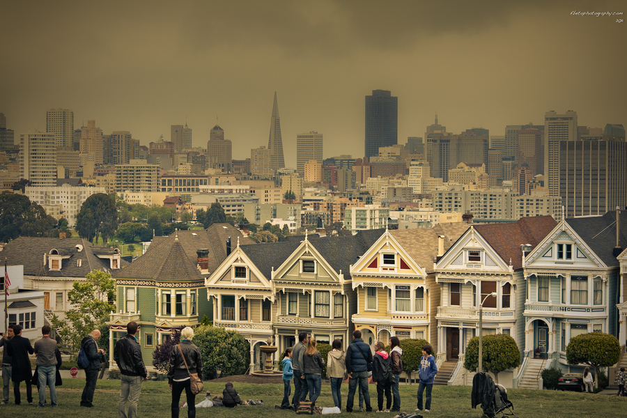 San Francisco - CA by Fernando Oliveira