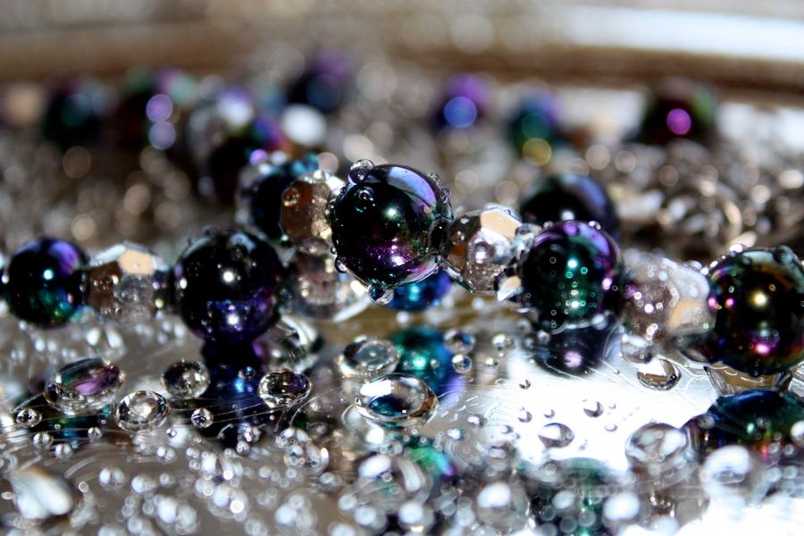 beads by Elena Tyrenko
