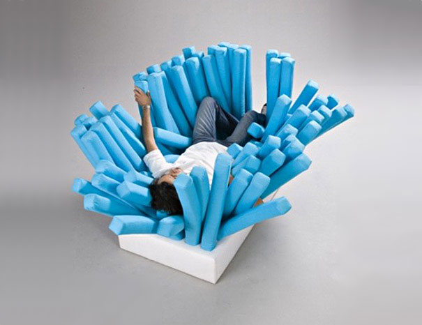 Giant Brush Bed
