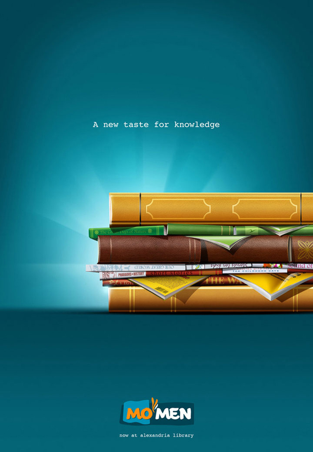 50 Creative Advertisements Design | Great Inspire
