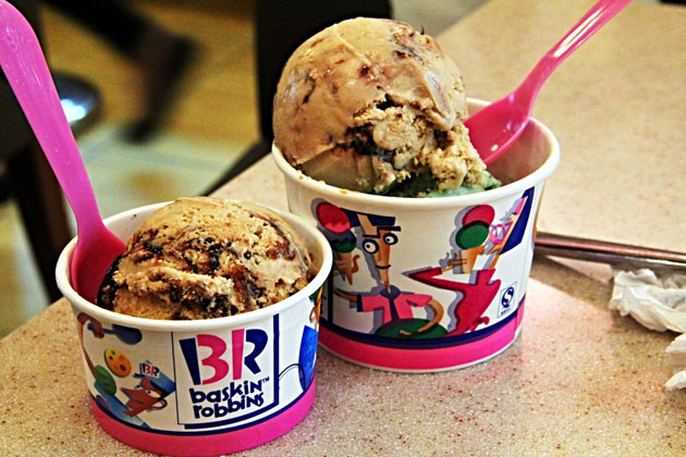 Baskin Robbins, Anyone by Cheryl L