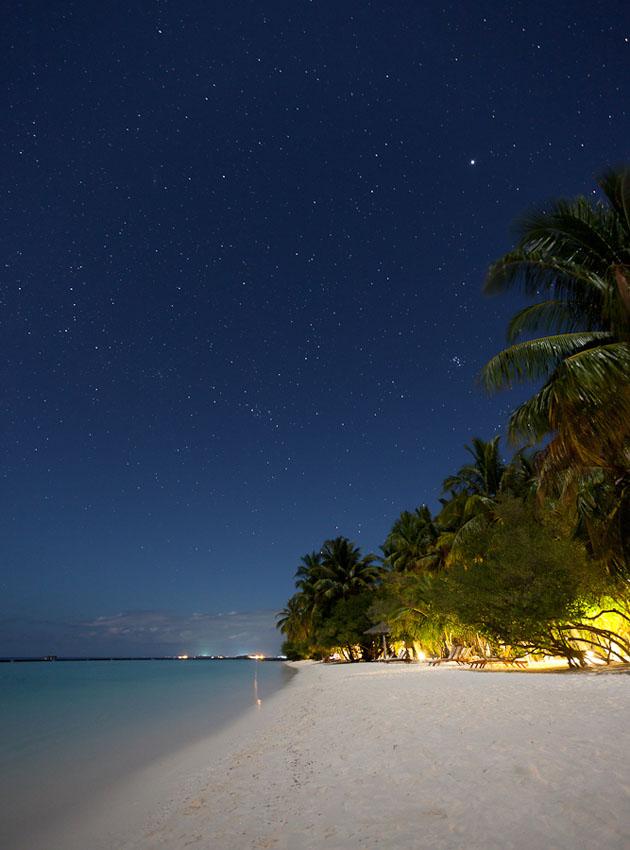 Kurumba night sky