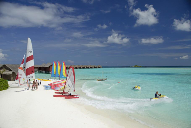Luxury Dhigu Resort - Maldives