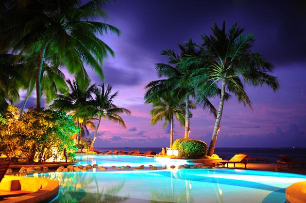 Maldives by Maxim Urbanov
