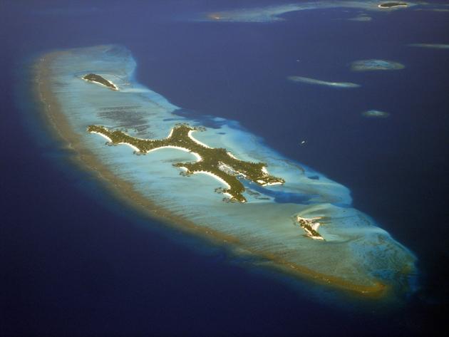 Maldovian Island  by Steve Lewis