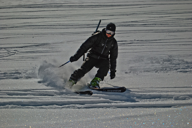Skier by Sven Sauer