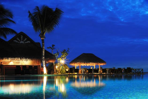 The Beautiful Maldives by Fayaz Moosa