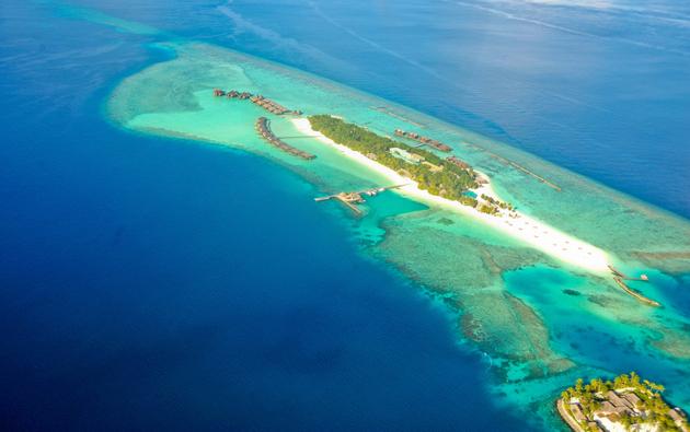 Veligandu Island Resort and SPA MALDIVES by faid  ibrahim