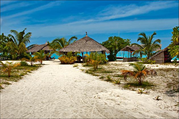 Way to the Beach Summer Maldives by Anton Koltakov