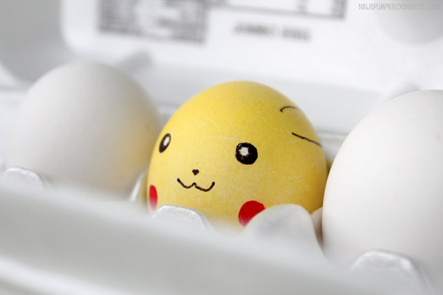 creative egg drawing photos (24)
