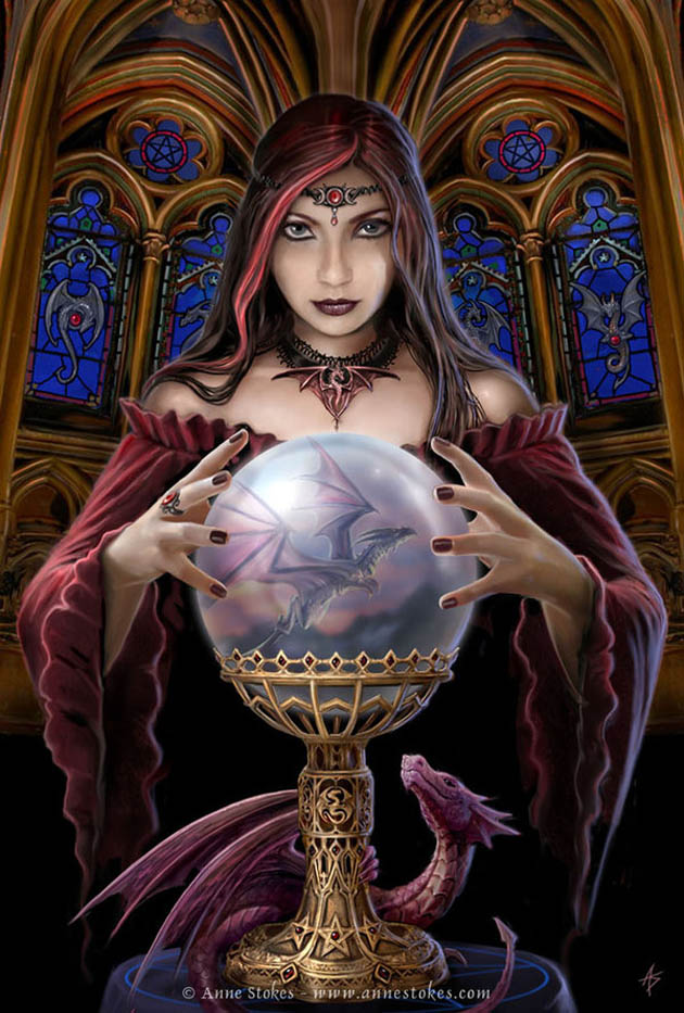 30 Amazing Digital Art-Crystal_ball_by_Ironshod