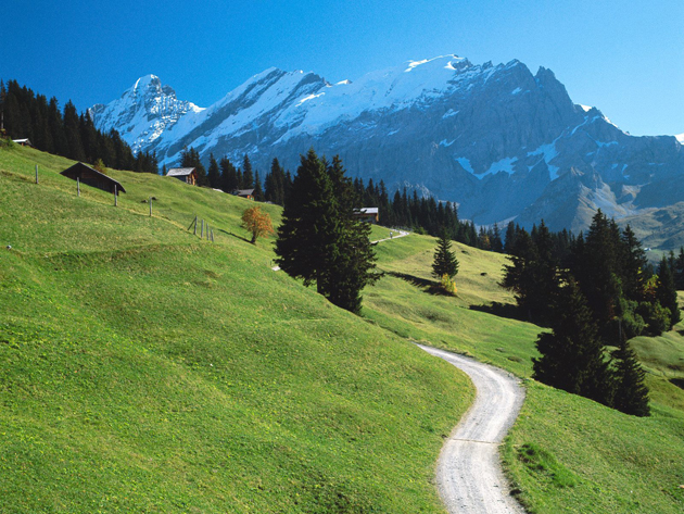 Bernese-Oberland-Switzerland