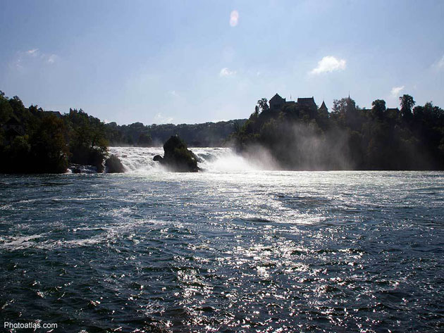 Rheinfall-switzerland