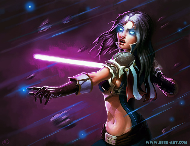 force_throw_by_rogierb-30 Amazing Digital Art
