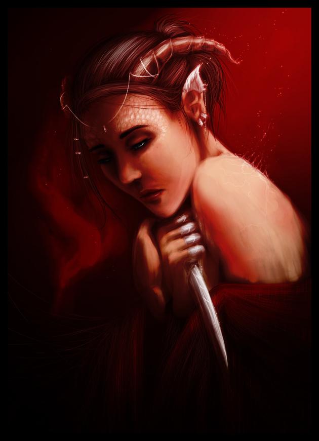 red_by_ariel_dennise-30 Amazing Digital Art