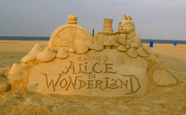 Amazing and beautiful sand sculptures (23)