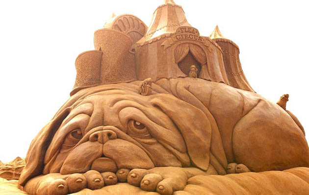 Amazing and beautiful sand sculptures (6)