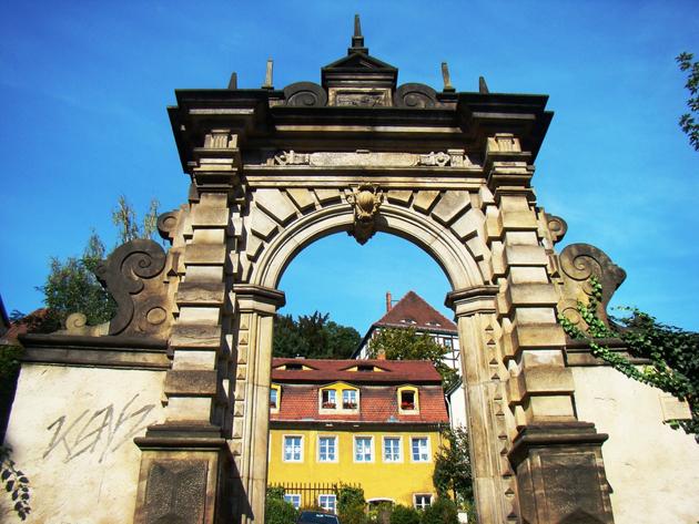 Arch in Meissen