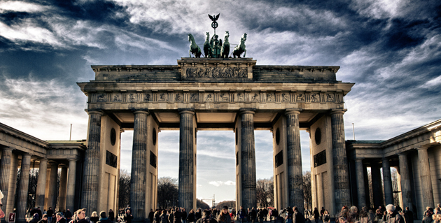 Brandenburg Gate-Berlin-Germany