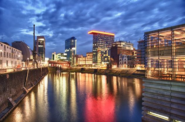 HDR Düsseldorf
