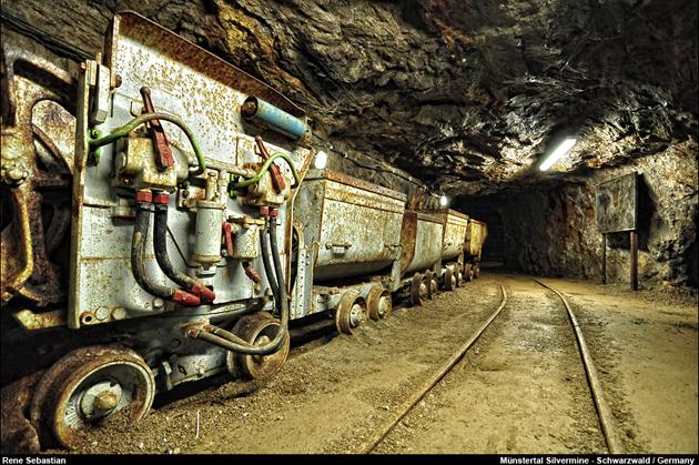 Münstertal Silvermine - Schwarzwald Germany