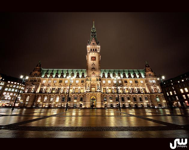 Rathaus - Hamburg
