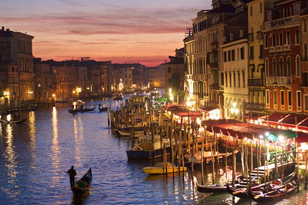 Romantic-Venice