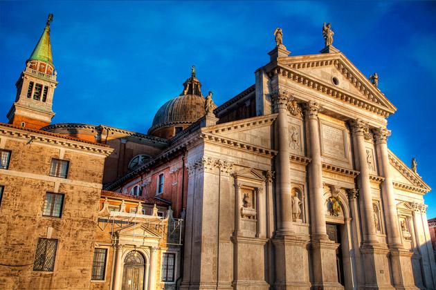 The-Church-of-San-Giorgio-Maggiore