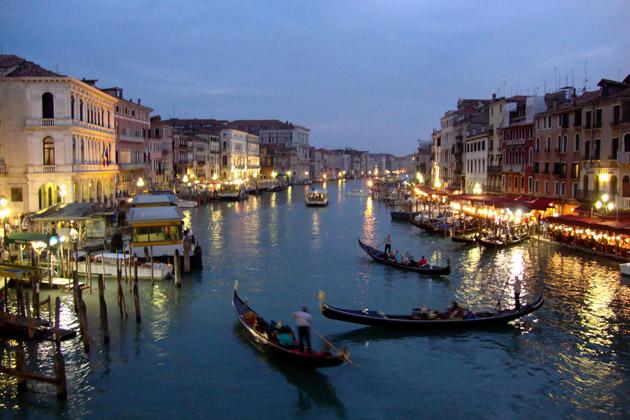 Venice-at-Dusk