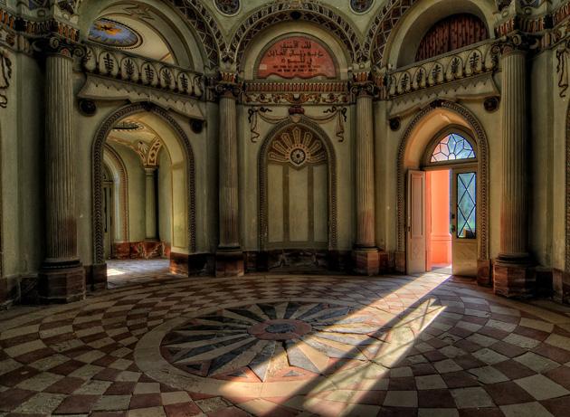 mosque light