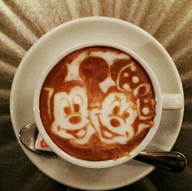 20 marvellous 3d Latte Coffee Art (10)