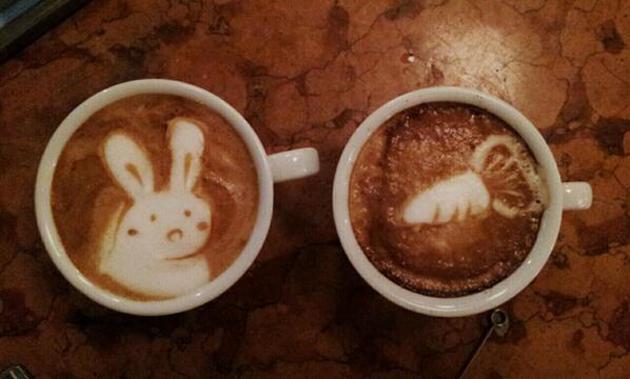 20 marvellous 3d Latte Coffee Art (11)