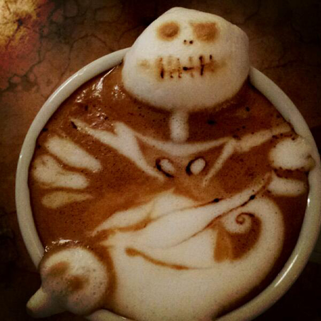 20 marvellous 3d Latte Coffee Art (16)