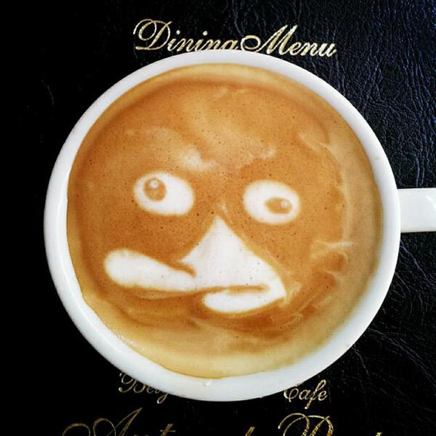 20 marvellous 3d Latte Coffee Art (19)