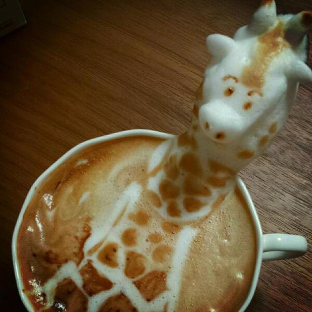 20 marvellous 3d Latte Coffee Art (2)