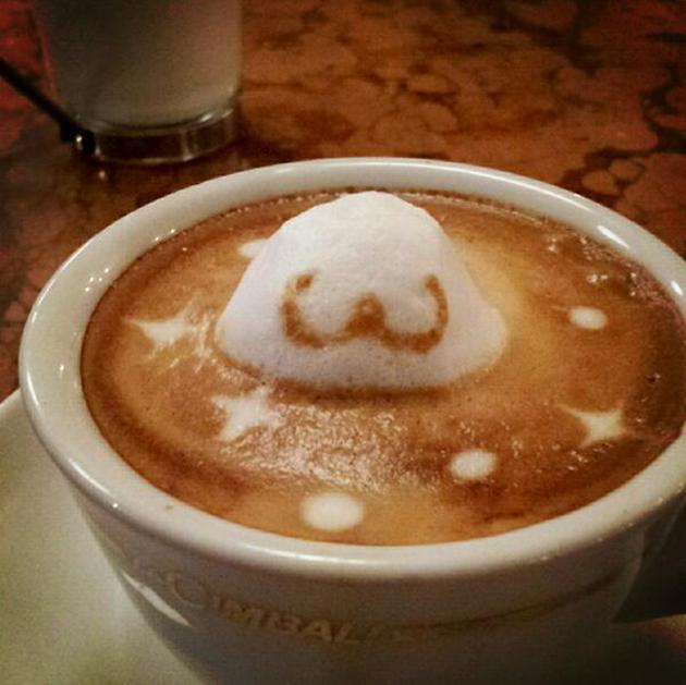 20 marvellous 3d Latte Coffee Art (6)