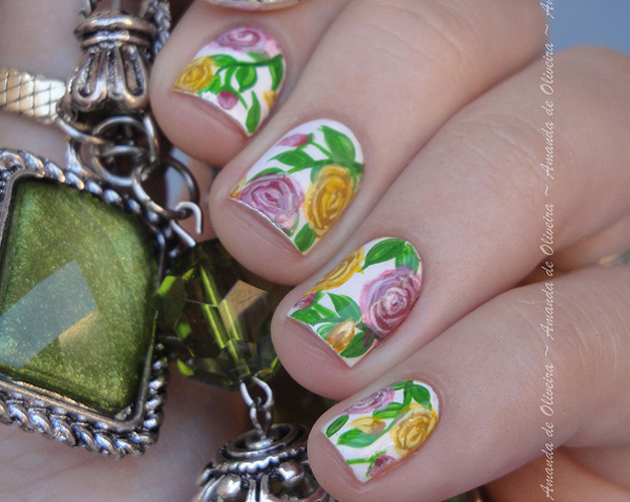 21 Beautiful Nail Art Ideas (10)
