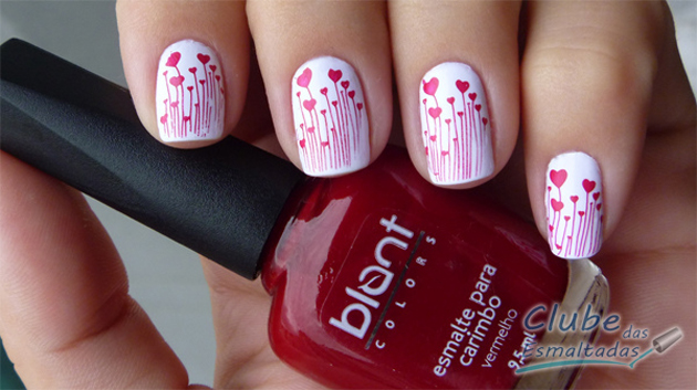 21 Beautiful Nail Art Ideas (14)