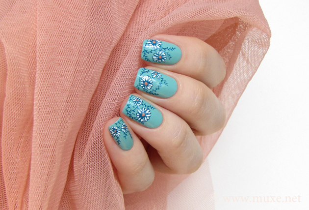 21 Beautiful Nail Art Ideas (16)