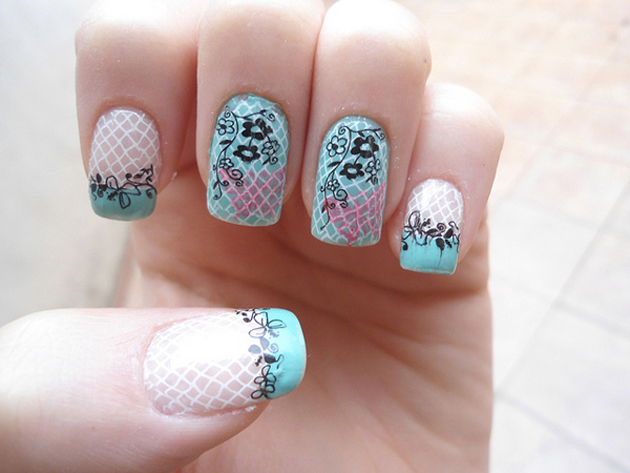 21 Beautiful Nail Art Ideas (2)