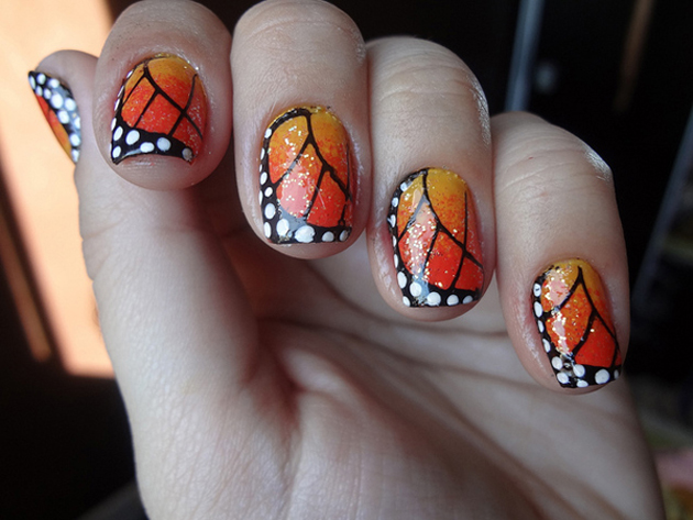 21 Beautiful Nail Art Ideas (20)