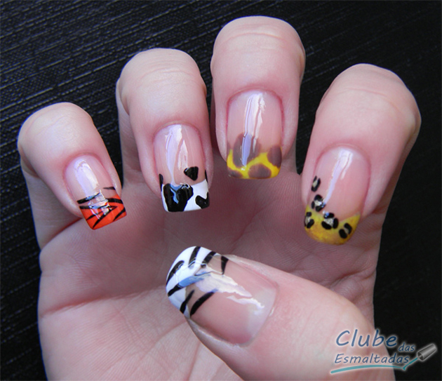 21 Beautiful Nail Art Ideas (8)