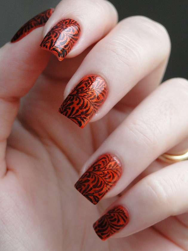 21 Beautiful Nail Art Ideas